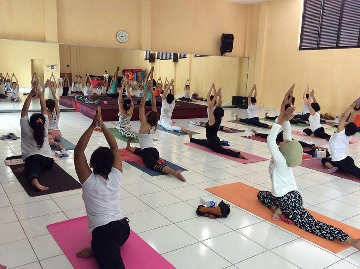 Yoga Class in yogyakarta