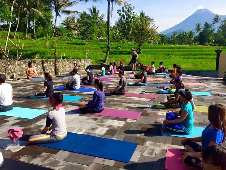 kelas yogakarta yoga in yogyakarta