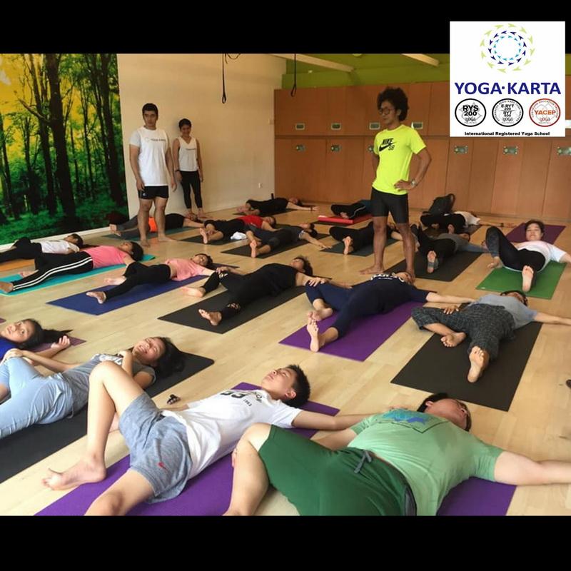 Kelas Pelatihan Instruktur Yoga Yogakarta